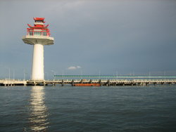 asian lighthouse