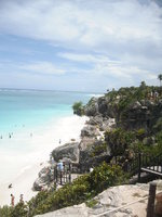 beauty of the Tulum ruins