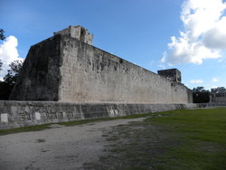 best-preserved coastal Maya sites