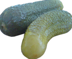 pickeld cucumber