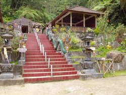 Temple´s stairs