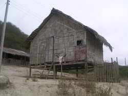traditional equadorian house