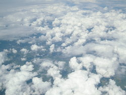 view of cloud